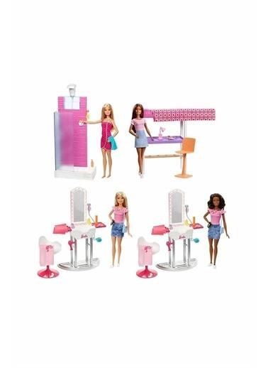 Barbie Dvx51 Barbie Ve Oda Setleri /Barbienin Hayatı Renkli